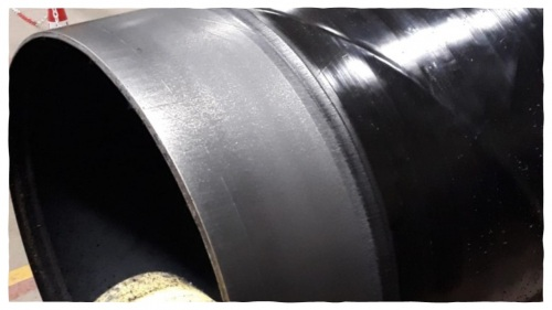 BCS Spiral Welded Pipe Coating